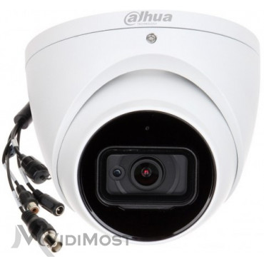Відеокамера Dahua DH-HAC-HDW2802TP-A (2.8 мм)